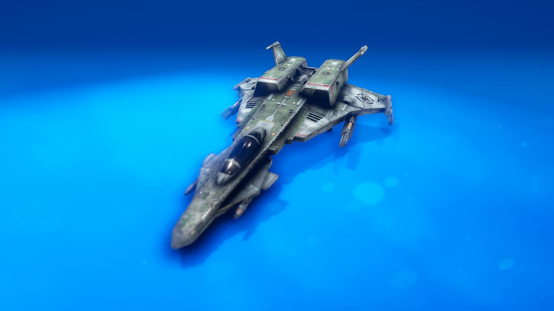 F 44a rapier ii